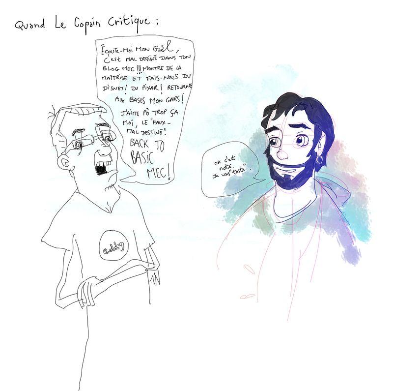 Copain critique copie copie
